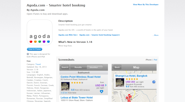 Agoda.com - Smarter hotel booking on the App Store on iTunes